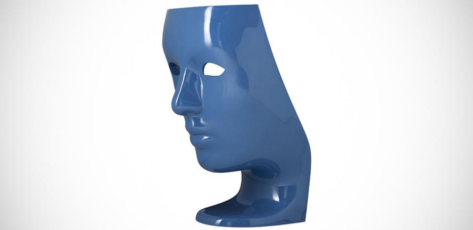 Design stoler Nemo by Driade, design Fabio Novembre